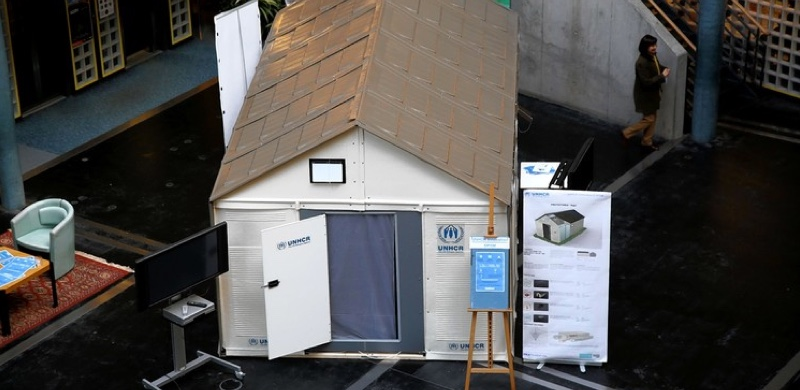 How does this new IKEA housing work? & IKEA Housing: An Innovative Refugee Housing Solution