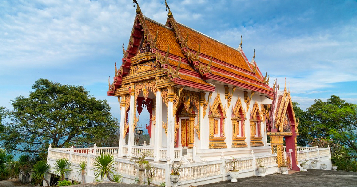 An Introduction To Thai Architecture Build Abroad